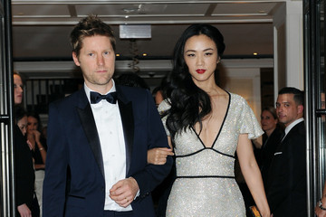 Christopher Bailey Met Gala 2015 Departures From The Mark Hotel - NYC