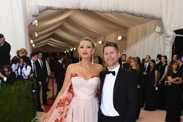 Christopher Bailey 'Manus x Machina: Fashion In An Age of Technology' Costume Institute Gala - Arrivals