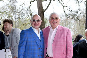 Christopher Biggins Neil Sinclair TRIC Awards 2020 - Red Carpet Arrivals