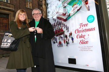 Christopher Biggins Mr.Kipling Launches It's Christmas Campaign With Christopher Biggins, Supporting the Salvation Army