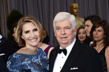 Christopher Dodd Red Carpet Arrivals at the Oscars
