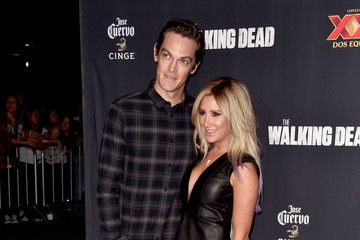 Christopher French 'The Walking Dead' Season 5 Premiere