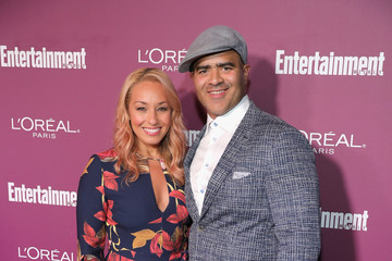 Christopher Jackson 2017 Entertainment Weekly Pre-Emmy Party - Red Carpet