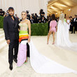 Christopher John Rogers The 2021 Met Gala Celebrating In America: A Lexicon Of Fashion - Arrivals