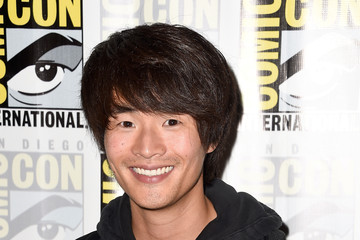 Christopher Larkin Comic-Con International 2016 - 'The 100' Press Line