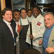 Christopher Lee Moet & Chandon Champagne And Hennessy Present Harlem Shake Dinner Hosted By Marcus Samuelsson With Charles Gabriel, JJ Johnson And Christopher Lee - Part of The New York Times Dinner Series - 2015 Food Network & Cooking Channel South Beach Wine & Food