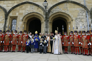 Christopher Lewis Maundy Service Conducted in Oxford 3
