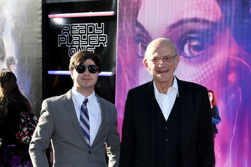 """Christopher Lloyd Premiere Of Warner Bros. Pictures' """"Ready Player One"""" - Arrivals"""