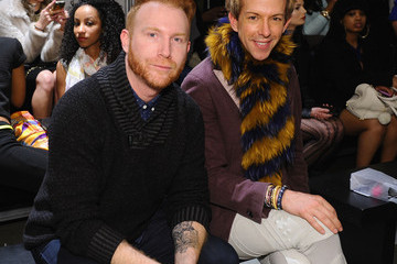 Christopher Logan Katty Xiomara - Front Row - Mercedes-Benz Fashion Week Fall 2015