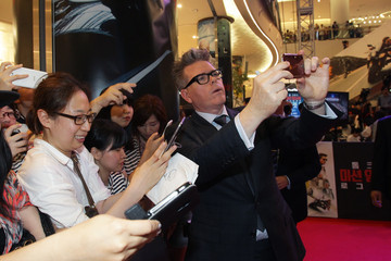 Christopher Mcquarrie 'Mission: Impossible - Rogue Nation' Korea Premiere