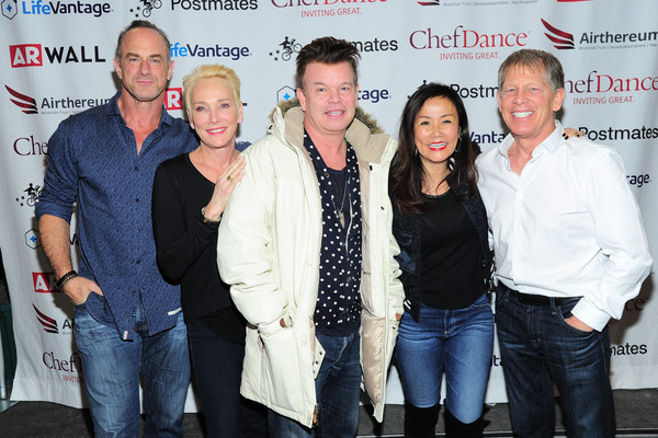 ChefDance 2019 - Day 1 [chefdance,social group,event,premiere,jeans,smile,tourism,performance,utah,park city,sherman williams,christopher meloni,mimi kim,paul oakenfold,kenny griswold]