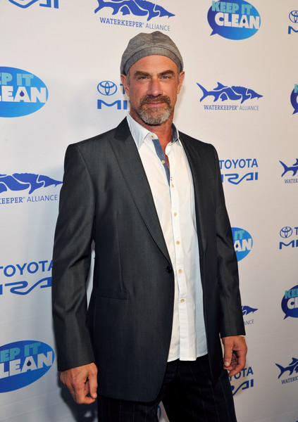 Keep It Clean to Benefit Waterkeeper Alliance [christopher meloni,suit,event,formal wear,white-collar worker,premiere,tuxedo,award,los angeles,california,waterkeeper alliance]