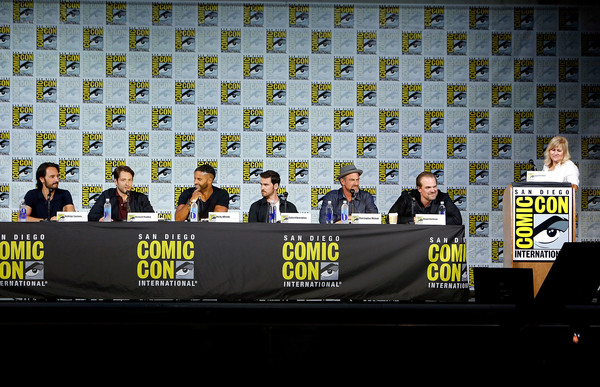 Entertainment Weekly's 'Brave New Warriors' Panel at San Diego Comic Con 2017