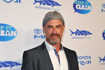 Christopher Meloni Keep It Clean to Benefit Waterkeeper Alliance