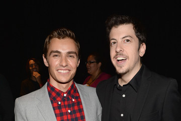 Christopher Mintz-Plasse Dave Franco 2013 Young Hollywood Awards Presented By Crest 3D White And SodaStream / The CW Network - Backstage
