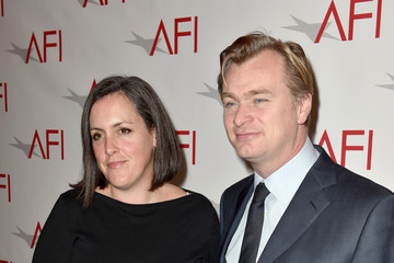 Christopher Nolan Arrivals at the 15th Annual AFI Awards