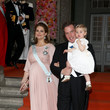 Christopher O'Neill Departures & Cortege: Wedding of Prince Carl Philip and Princess Sofia of Sweden