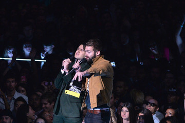 Christopher Tomson The MTV Video Music Awards — Part 2