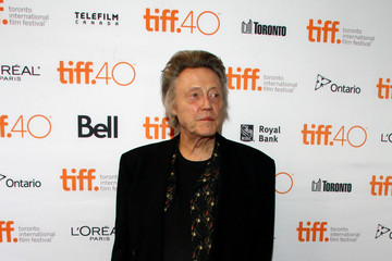 Christopher Walken 2015 Toronto International Film Festival - 'The Family Fang' Premiere
