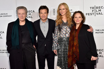 Christopher Walken 'The Family Fang' Premiere - 2016 Tribeca Film Festival