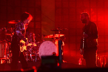 Christopher Wolstenholme 2014 Coachella Valley Music and Arts Festival - Day 2