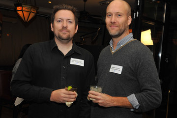 Christopher Yost WGAW Screenwriters Press Reception