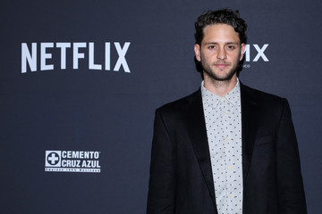 Christopher von Uckermann 'Roma' Red Carpet And Screening In Mexico City