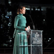 Christy Turlington Burns Fifth Annual InStyle Awards - Inside