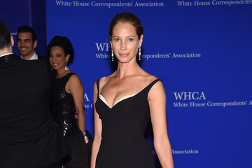 Christy Turlington Burns 102nd White House Correspondents' Association Dinner - Arrivals