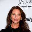 Christy Turlington The Daily Front Row 8th Annual Fashion Media Awards