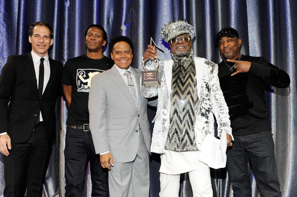 2017 SESAC Pop Awards - Show [event,fashion,performance,talent show,fashion design,keith shocklee,george clinton,editor in chief,chuck d,vp,l-r,village voice,creative services,sesac,sesac pop awards - show]