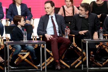 Chuck Lorre 2017 Summer TCA Tour - Day 8