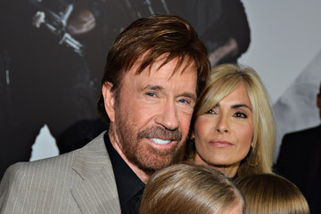"Chuck Norris Premiere Of Lionsgate Films' ""The Expendables 2"" - Red Carpet"