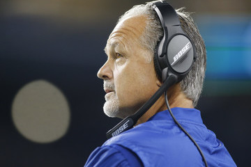 Chuck Pagano Indianapolis Colts v Seattle Seahawks