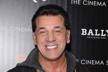 "Chuck Zito The Cinema Society With Chrysler & Bally Host The Premiere Of ""Stand Up Guys"" - Arrivals"