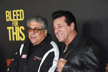 Chuck Zito Open Road With Men's Fitness Host The Premiere Of 'Bleed For This'