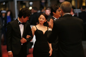 "Chun Woo-Hee ""The Strangers (Goksung)""  - Red Carpet Arrivals - The 69th Annual Cannes Film Festival"