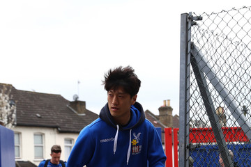 Chung-Yong Lee Crystal Palace v Watford - Premier League