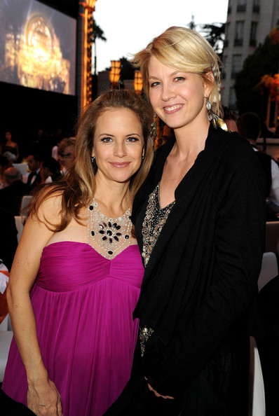 Actresses Kelly Preston and Jenna Elfman attend The Church of Scientology Celebrity Centre 41st Anniversary Gala held at the Church of Scientology Celebrity Centre on August 7, 2010 in Los Angeles, California.