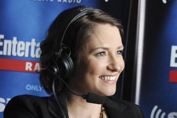 Chyler Leigh SiriusXM's Entertainment Weekly Radio Channel Broadcasts from Comic-Con 2015