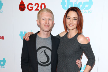 Chyler Leigh Thirst Project World Water Day Press Conference