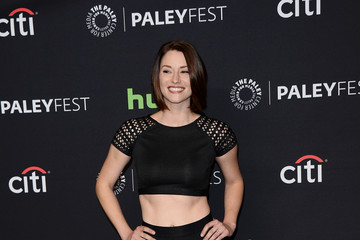 Chyler Leigh The Paley Center For Media's 33rd Annual PaleyFest Los Angeles - 'Supergirl' - Arrivals