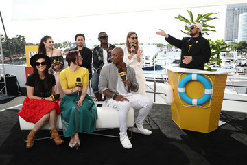 Chyler Leigh #IMDboat At San Diego Comic-Con 2018: Day Three