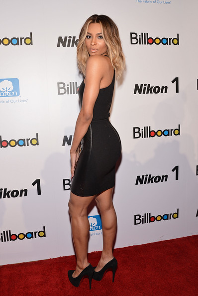 Ciara - 2012 Billboard Women In Music Luncheon - Arrivals