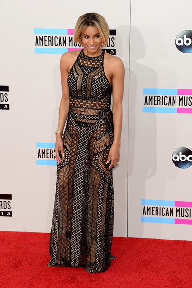 Ciara - Arrivals at the American Music Awards — Part 3
