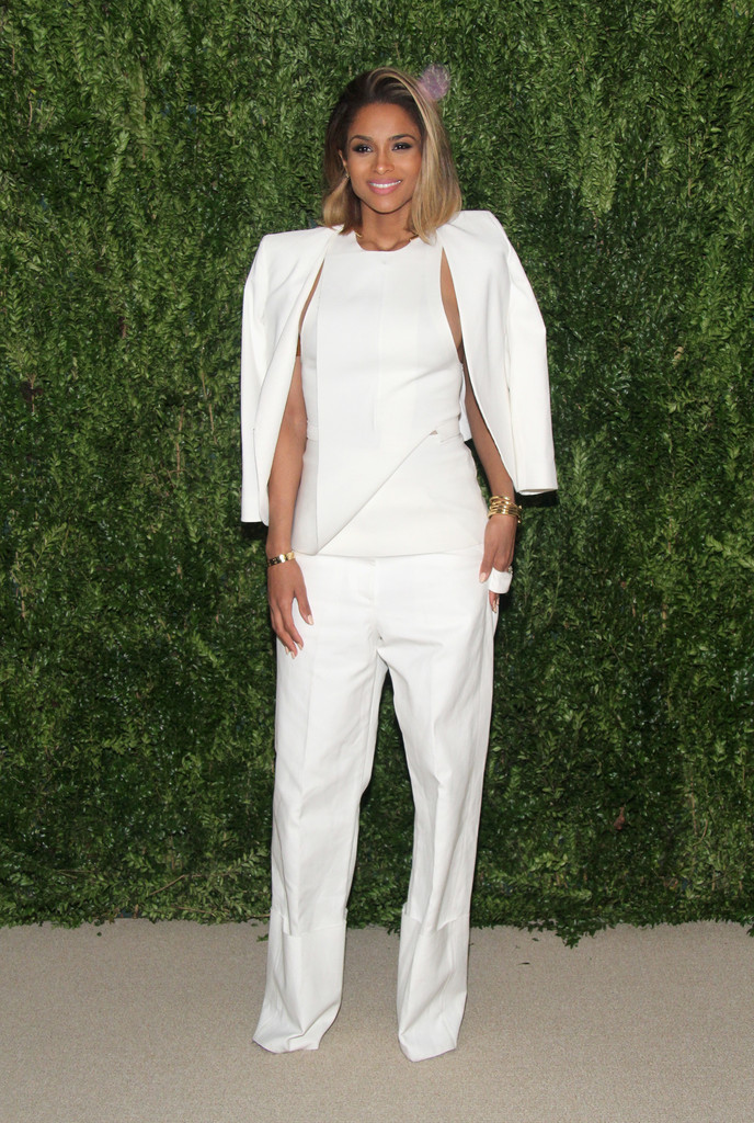 Big Spring Trend: White Wide-Leg Pants