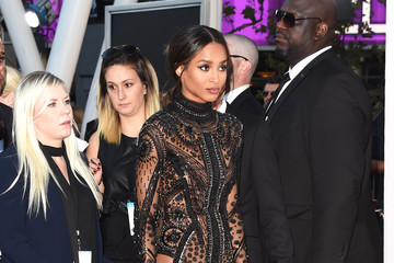 Ciara 2015 American Music Awards - Arrivals