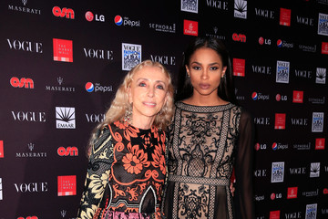 Ciara Vogue Fashion Dubai Experience Arrivals