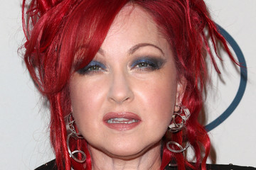 Cindi Lauper The 56th Annual GRAMMY Awards - Pre-GRAMMY Gala And Salute To Industry Icons Honoring  Lucian Grainge - Arrivals
