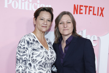 Cindy Holland Annie Imhoff 'The Politician' New York Premiere